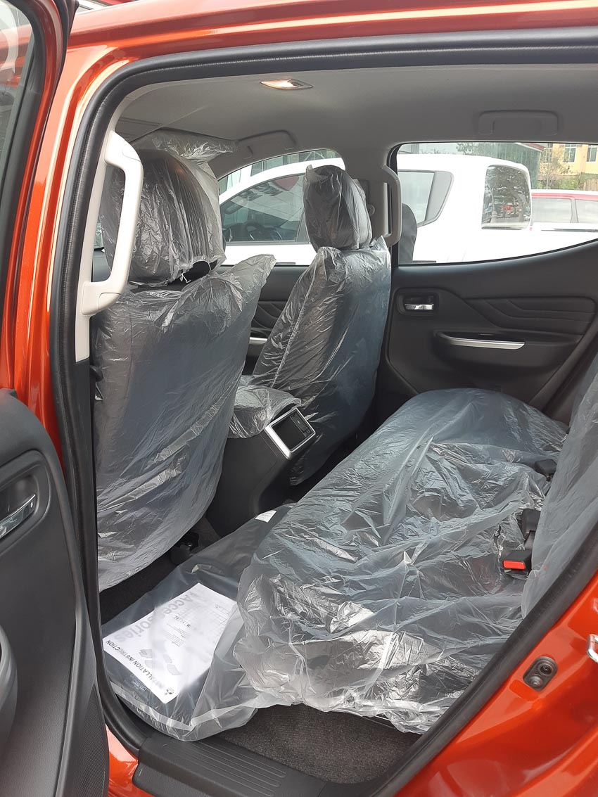 Mitsubishi Triton 2019 5