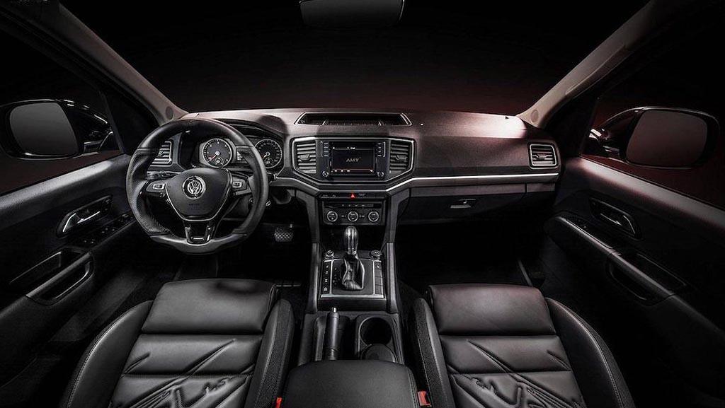 Bán tải Volkswagen Amarok 4