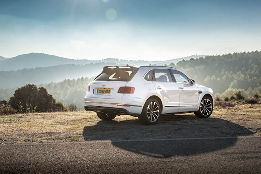 Bentley Bentayga 6