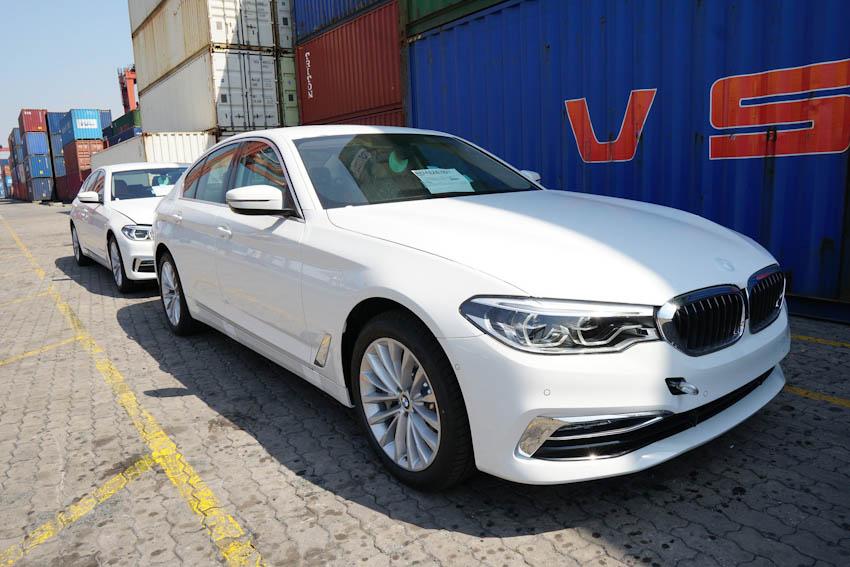 BMW 5-Series 2019 3