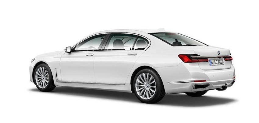 BMW 7 Series 2020 2