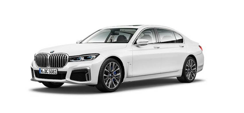 BMW 7 Series 2020 3