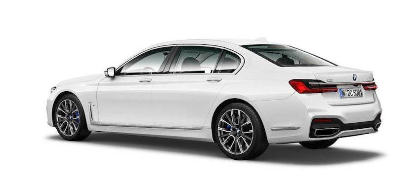 BMW 7 Series 2020 4