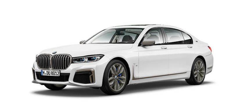BMW 7 Series 2020 5