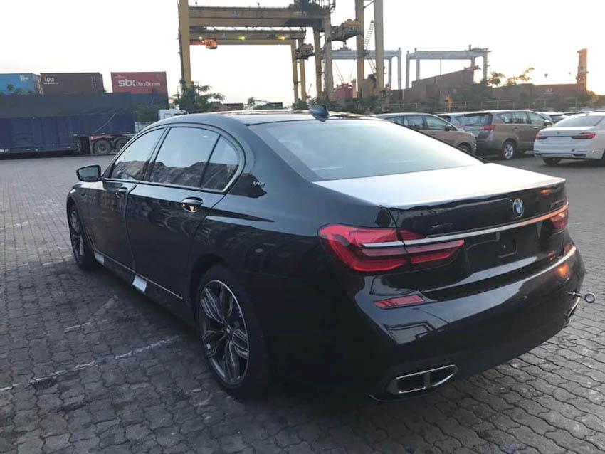 BMW M760Li và 750Li 2019