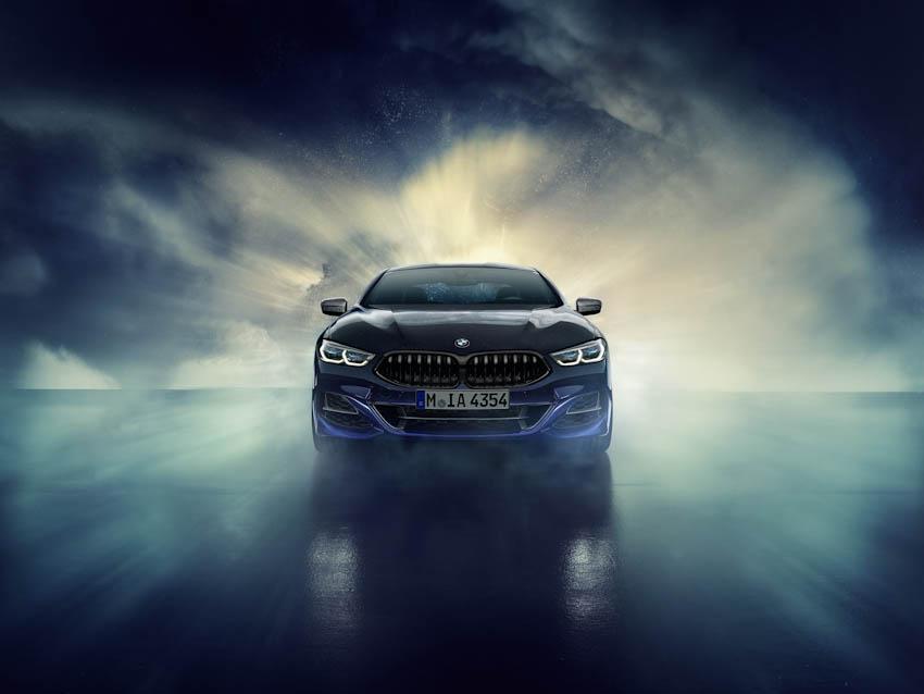 BMW M850i thiên thạch 1