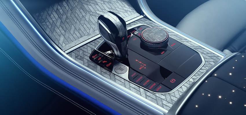 BMW M850i thiên thạch 6