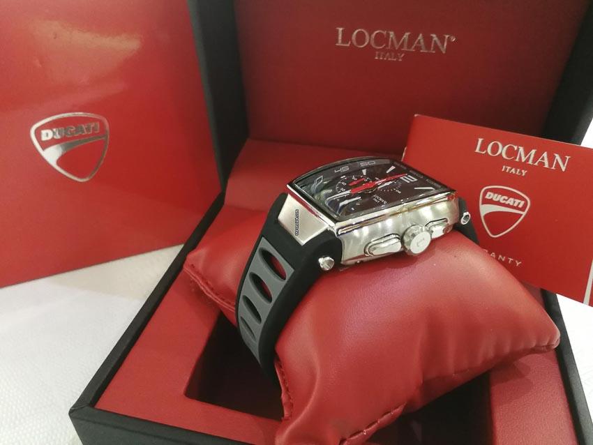 đồng hồ Locman bản Ducati 2