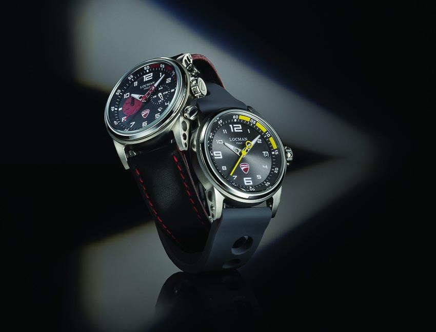 đồng hồ Locman bản Ducati 3