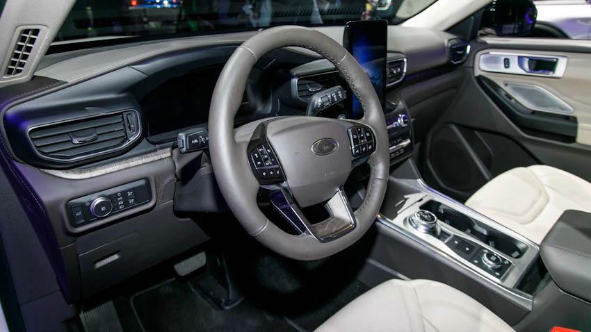 Ford Exlorer 2020 11