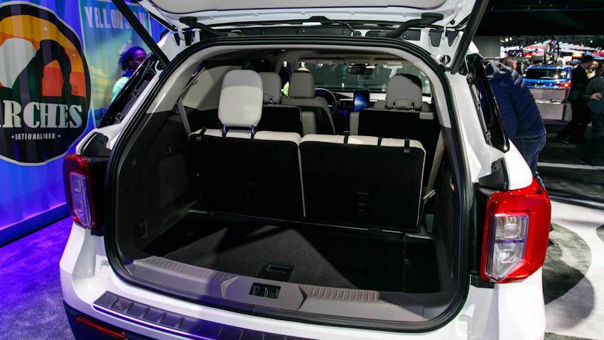 Ford Exlorer 2020 12