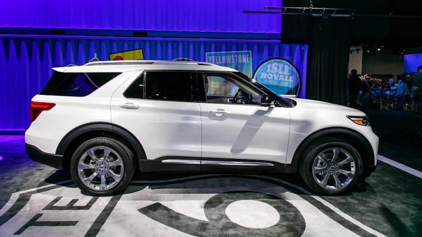 Ford Exlorer 2020 2