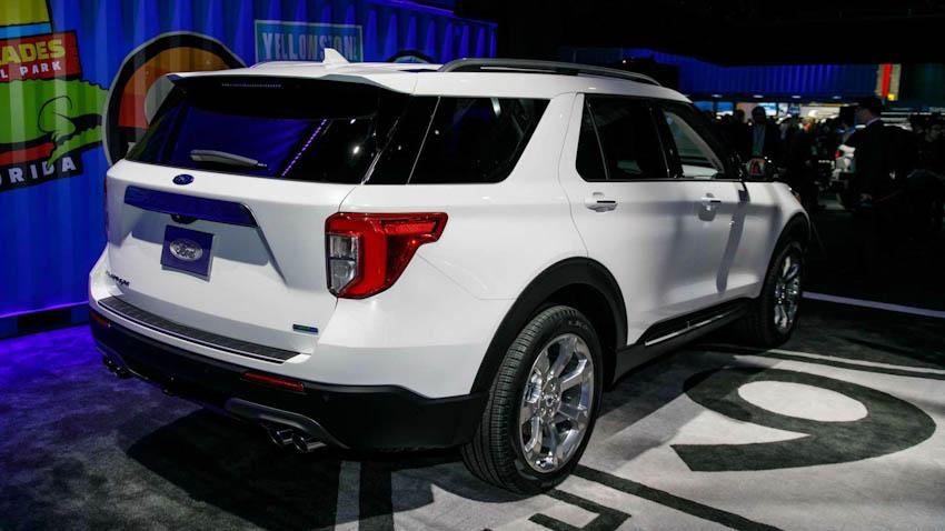 Ford Exlorer 2020 3