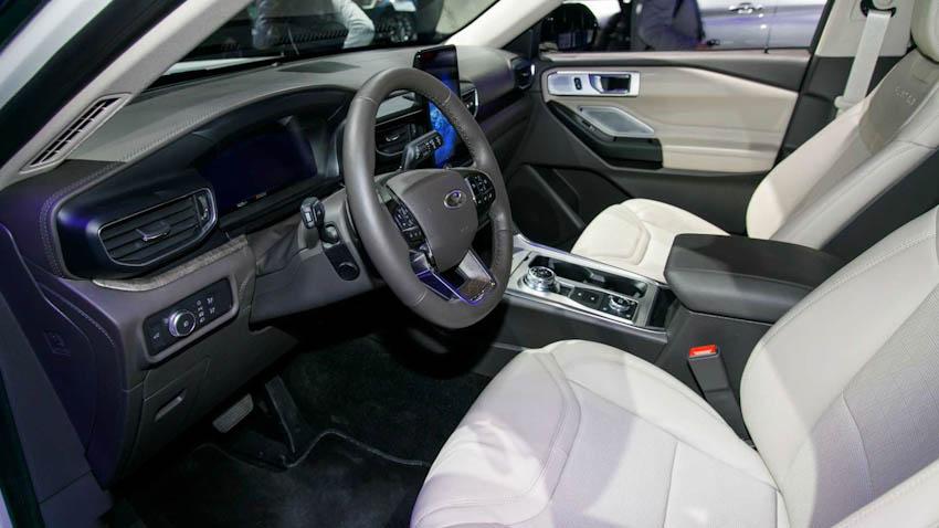 Ford Exlorer 2020 7
