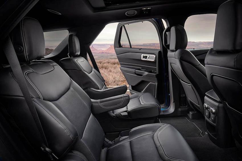 Ford Explorer 2020 13