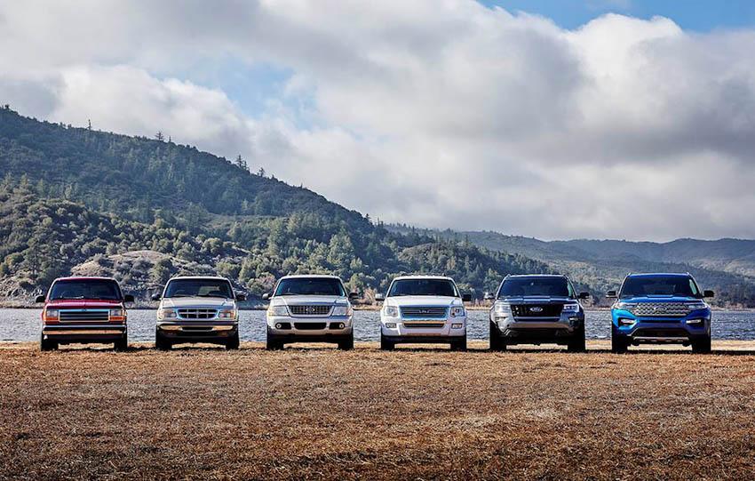 Ford Explorer 2020 2