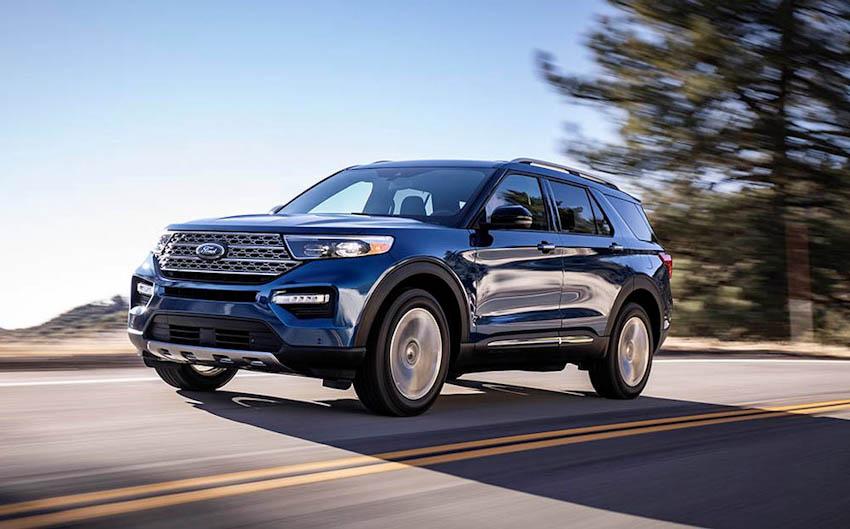 Ford Explorer 2020 6