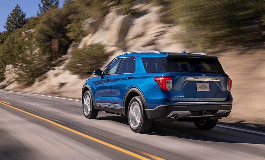 Ford Explorer 2020 7