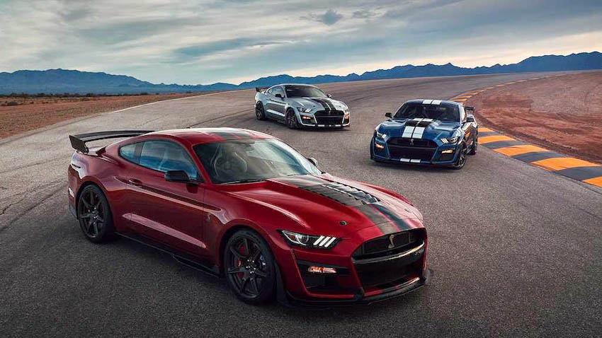 Ford Shelby GT500 2020 1