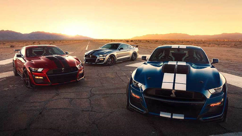 Ford Shelby GT500 2020 12