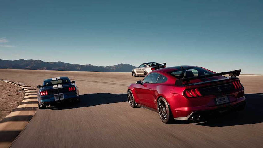 Ford Shelby GT500 2020 13