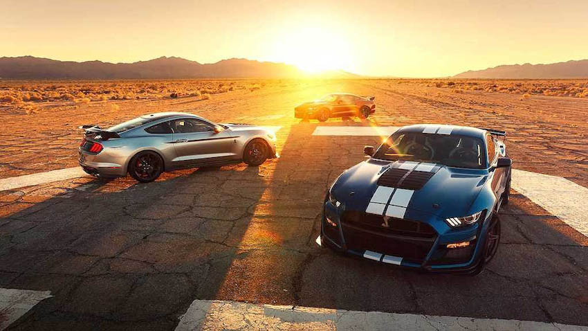 Ford Shelby GT500 2020 14