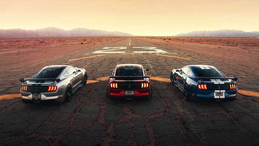 Ford Shelby GT500 2020 15