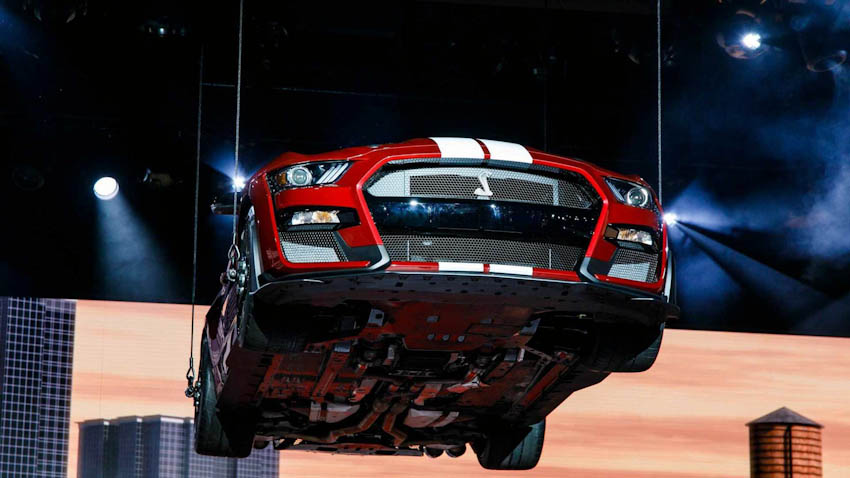 Ford Shelby GT500 2020 20