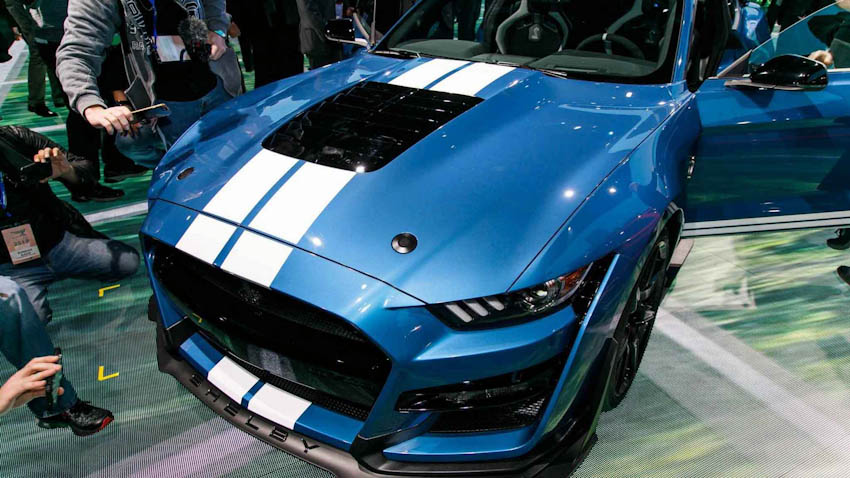 Ford Shelby GT500 2020 23