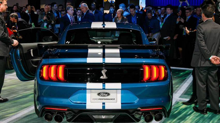 Ford Shelby GT500 2020 24