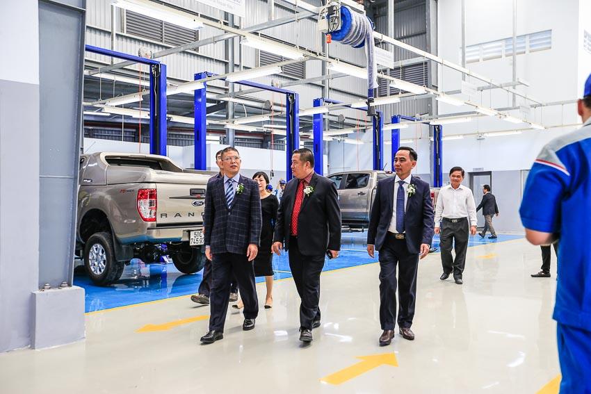 Ford Việt Nam khai trương đại lý chính hãng Gia Định Ford 2