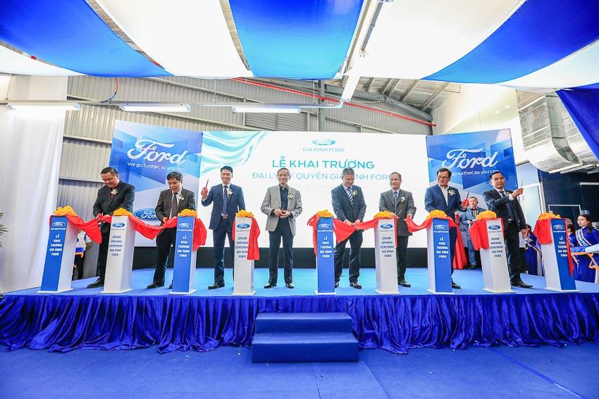 Ford Việt Nam khai trương đại lý chính hãng Gia Định Ford 5