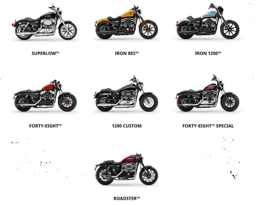 Harley-Davidson giảm hơn 100 triệu đồng cho loạt mô tô khủng 2