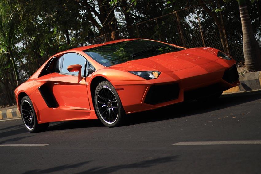 Honda Accord độ lại giống 90% Lamborghini Aventador 2