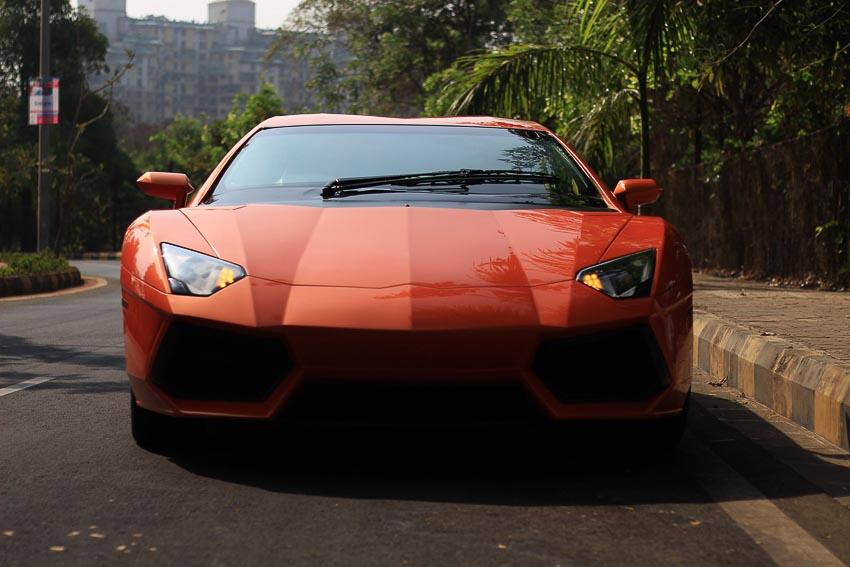 Honda Accord độ lại giống 90% Lamborghini Aventador 3