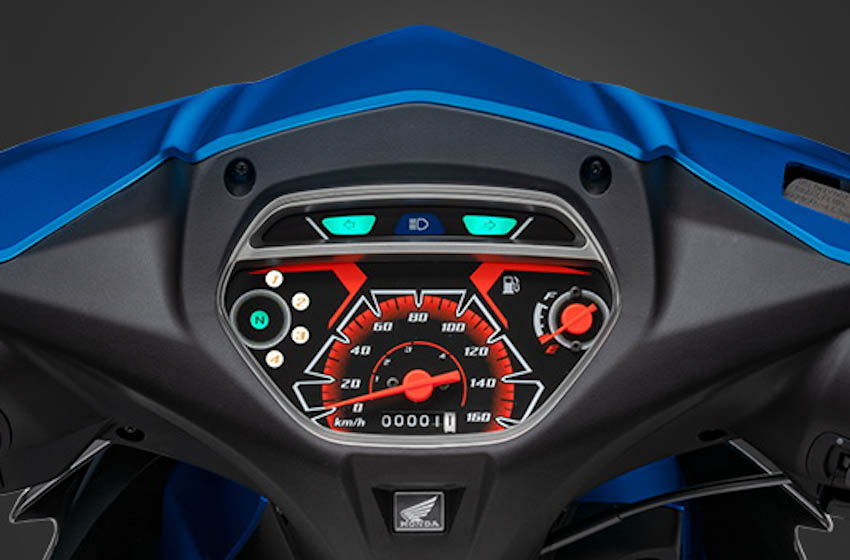 Honda Blade 110cc 1