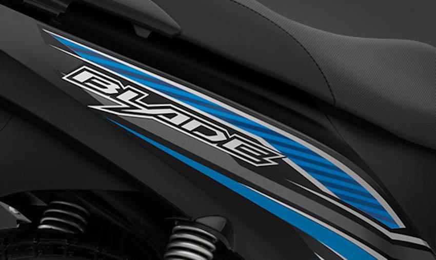 Honda Blade 110cc 5