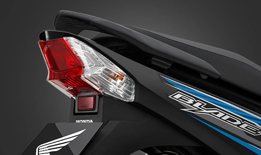 Honda Blade 110cc 6