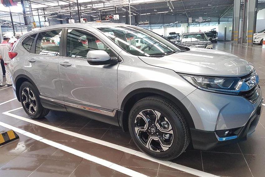 Honda CR-V 2019 tại Việt Nam 3