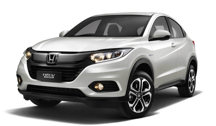 Honda HR-V Facelift 2019 1