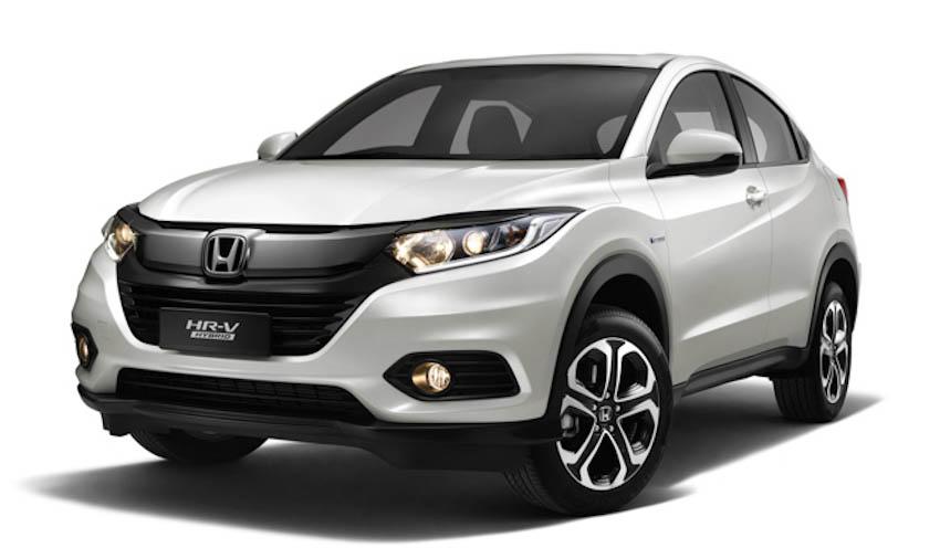 Honda HR-V Facelift 2019 1