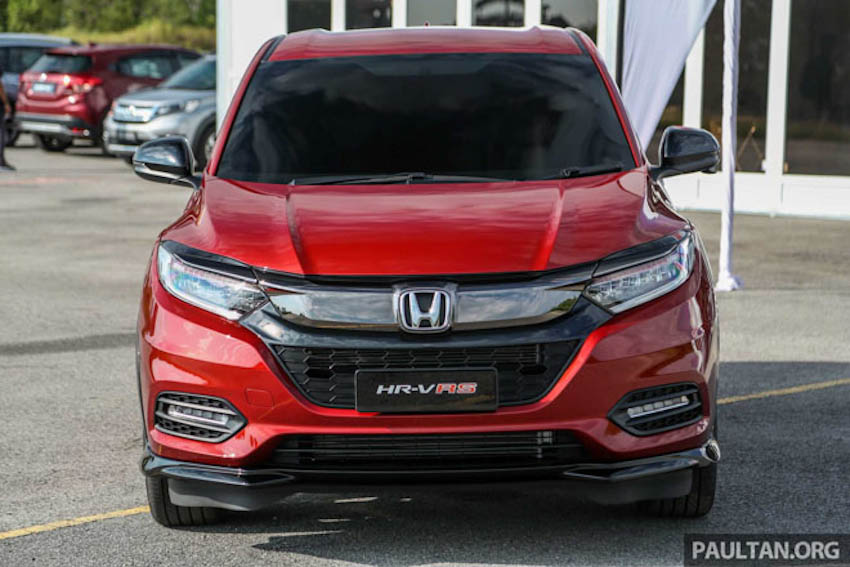Honda HR-V Facelift 2019 2