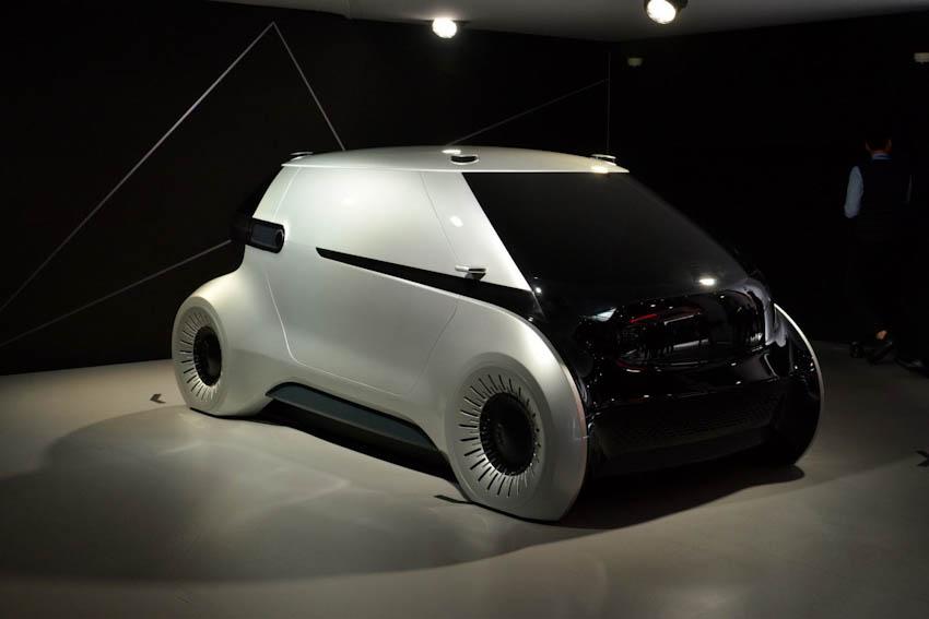 Hyundai Mobis ra mắt concept xe tương lai 2