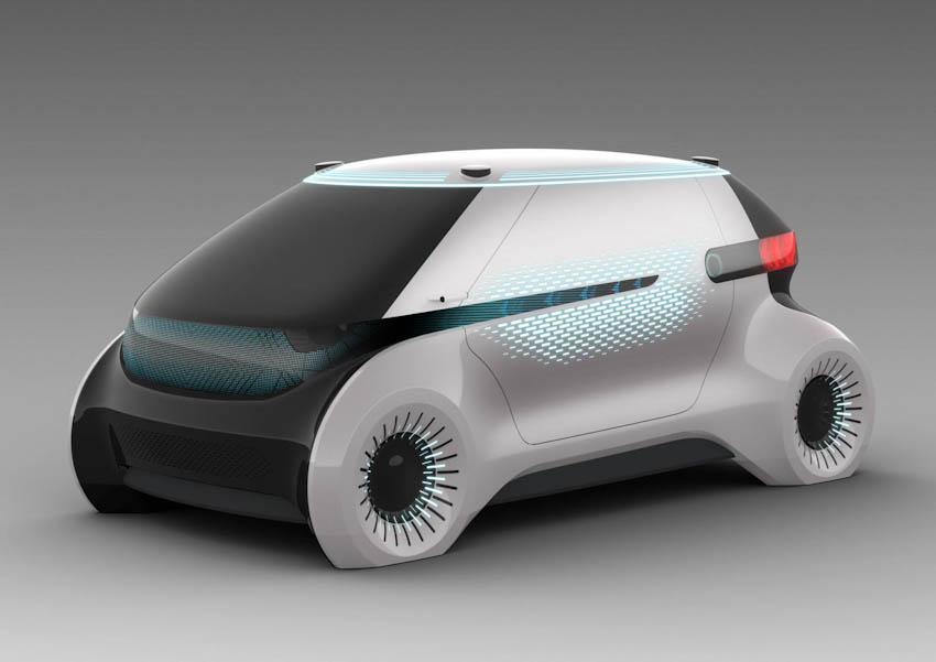 Hyundai Mobis ra mắt concept xe tương lai 3