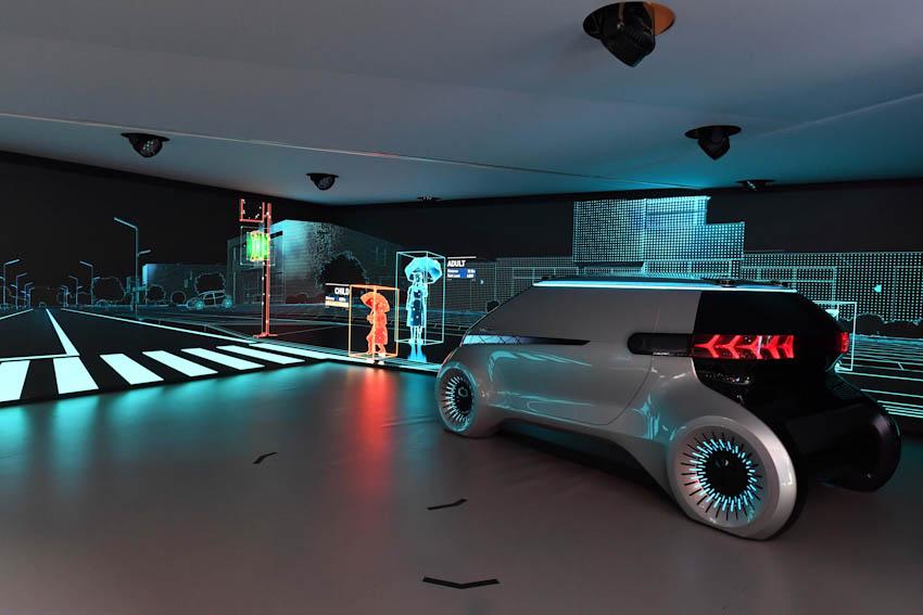 Hyundai Mobis ra mắt concept xe tương lai 4