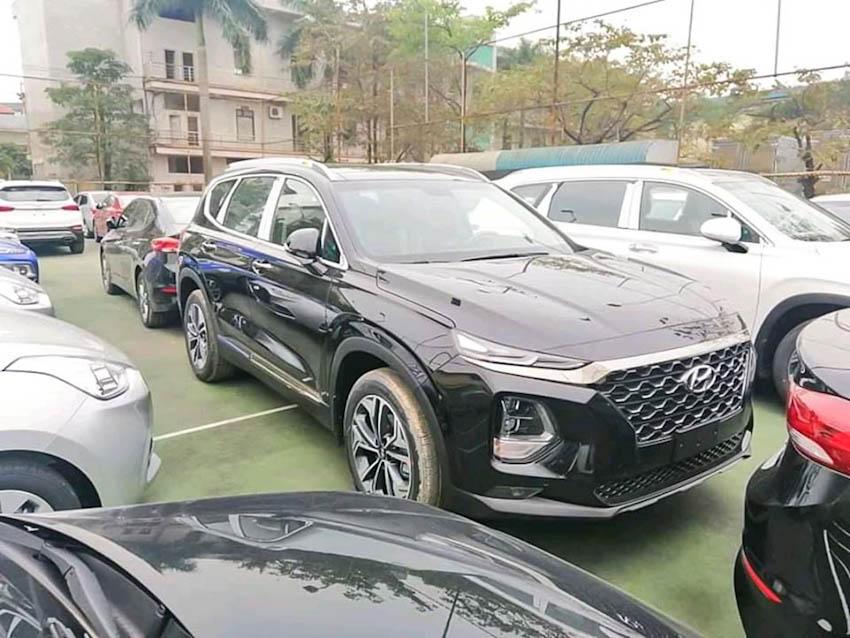 Hyundai Santa Fe 2019 3