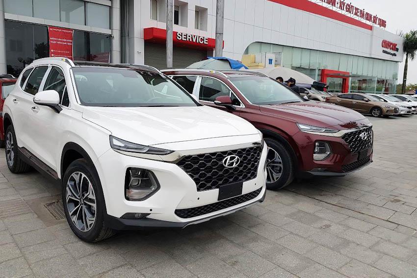 Hyundai Santa Fe 2019 5