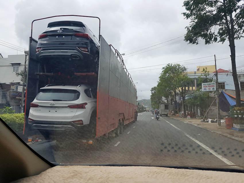 Hyundai Santa Fe 2019 1