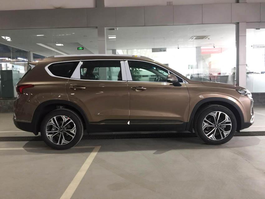 Hyundai Santa Fe 2019 4