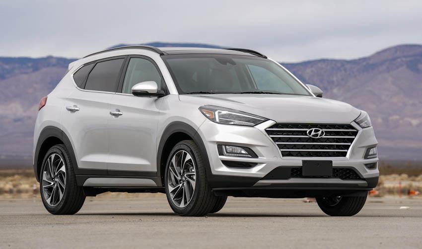 Hyundai Tucson 2019 1